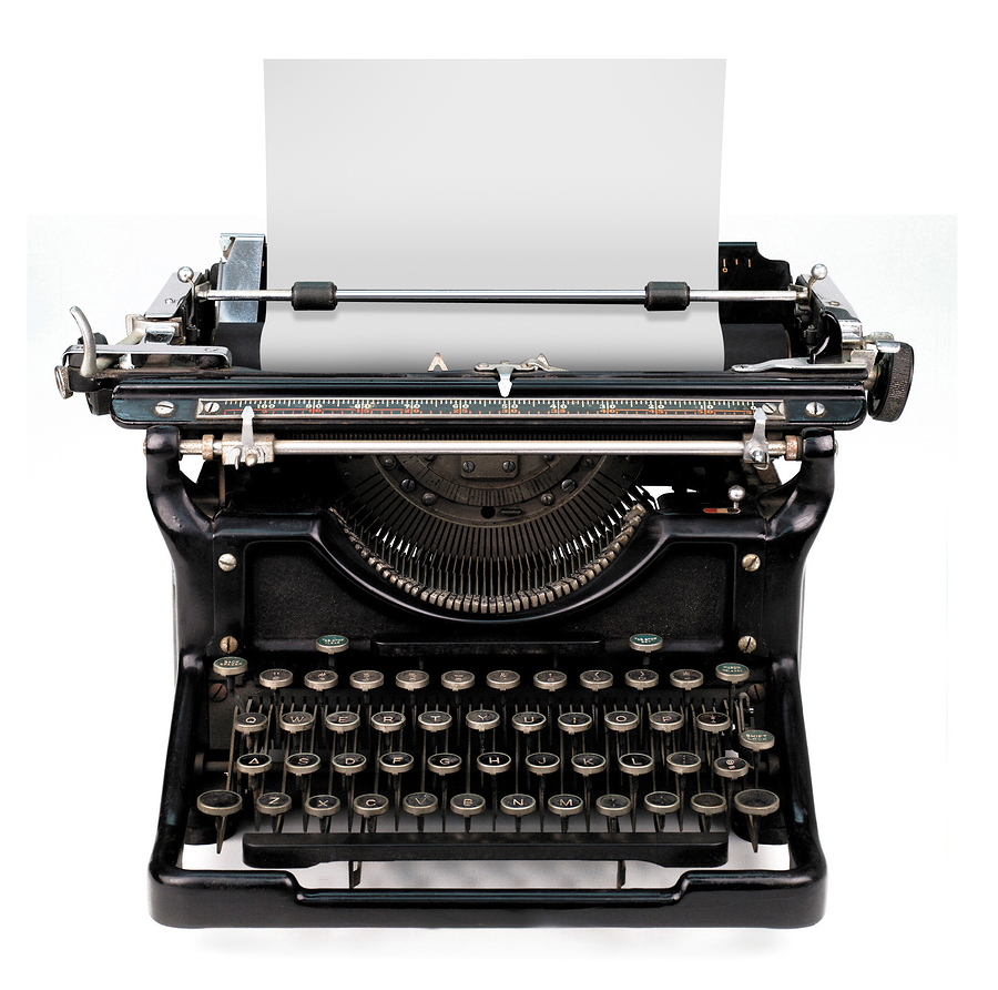 Why We Should Replace Our School Computers With Typewriters