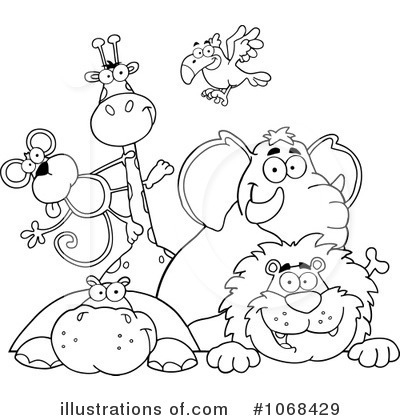 Zoo Clipart Black And White Zoo Clipart Black And White