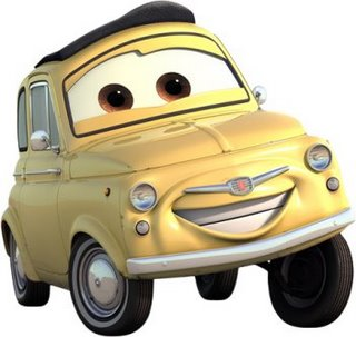 Cars From Cars Movie Clipart - Clipart Kid