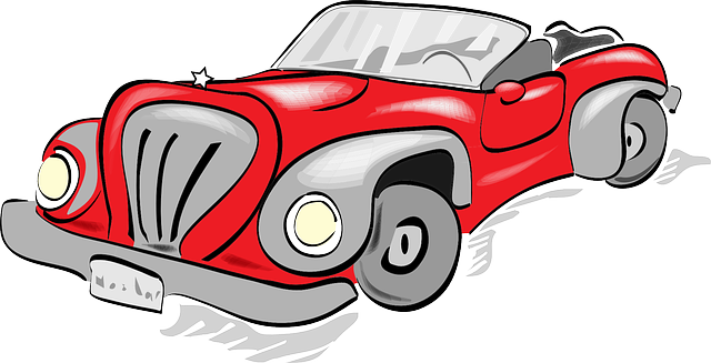 Back   Gallery For   Custom Vintage Car Clip Art