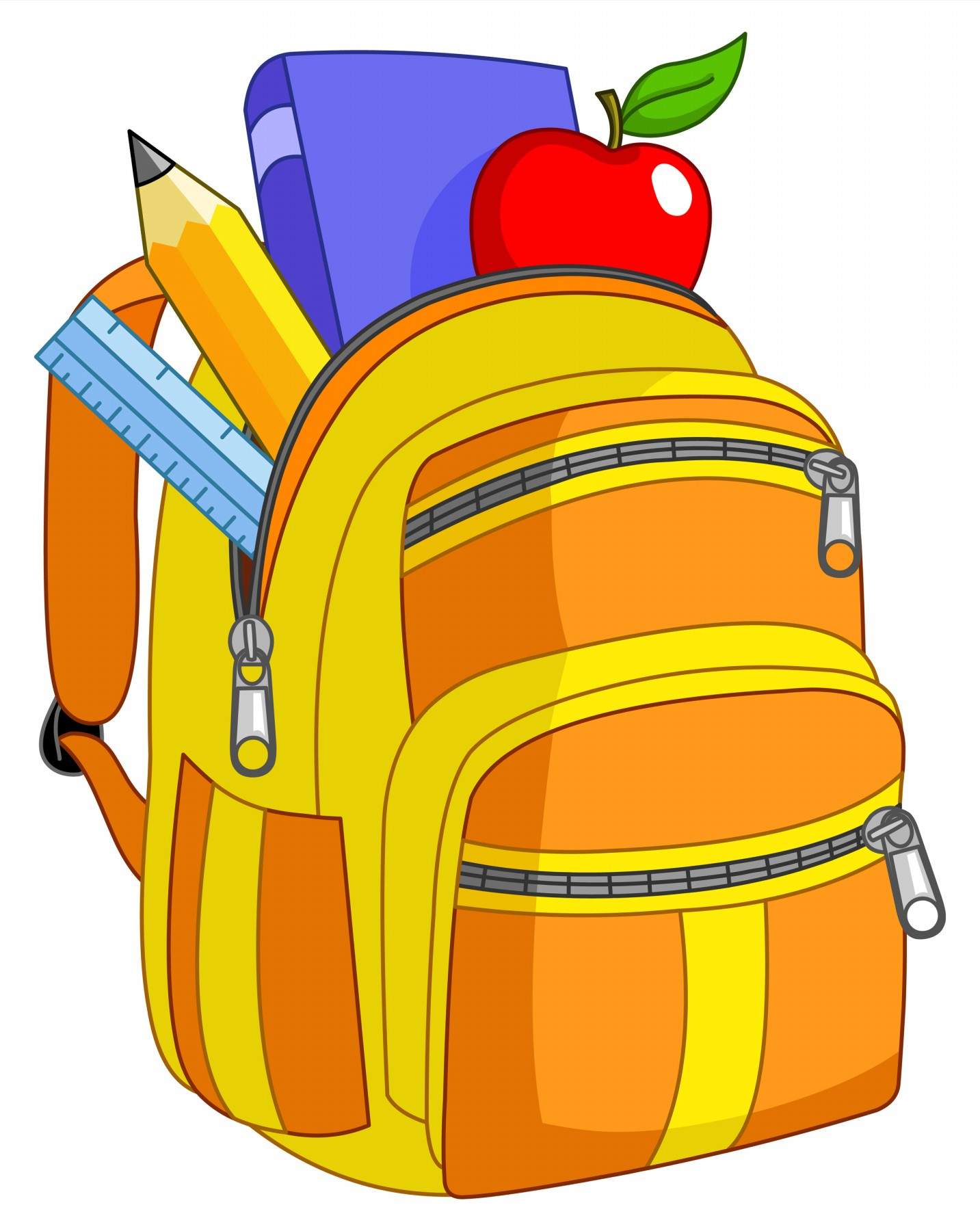 Cartoon School Bags Free For All Anyway Anytime Back To School Bags