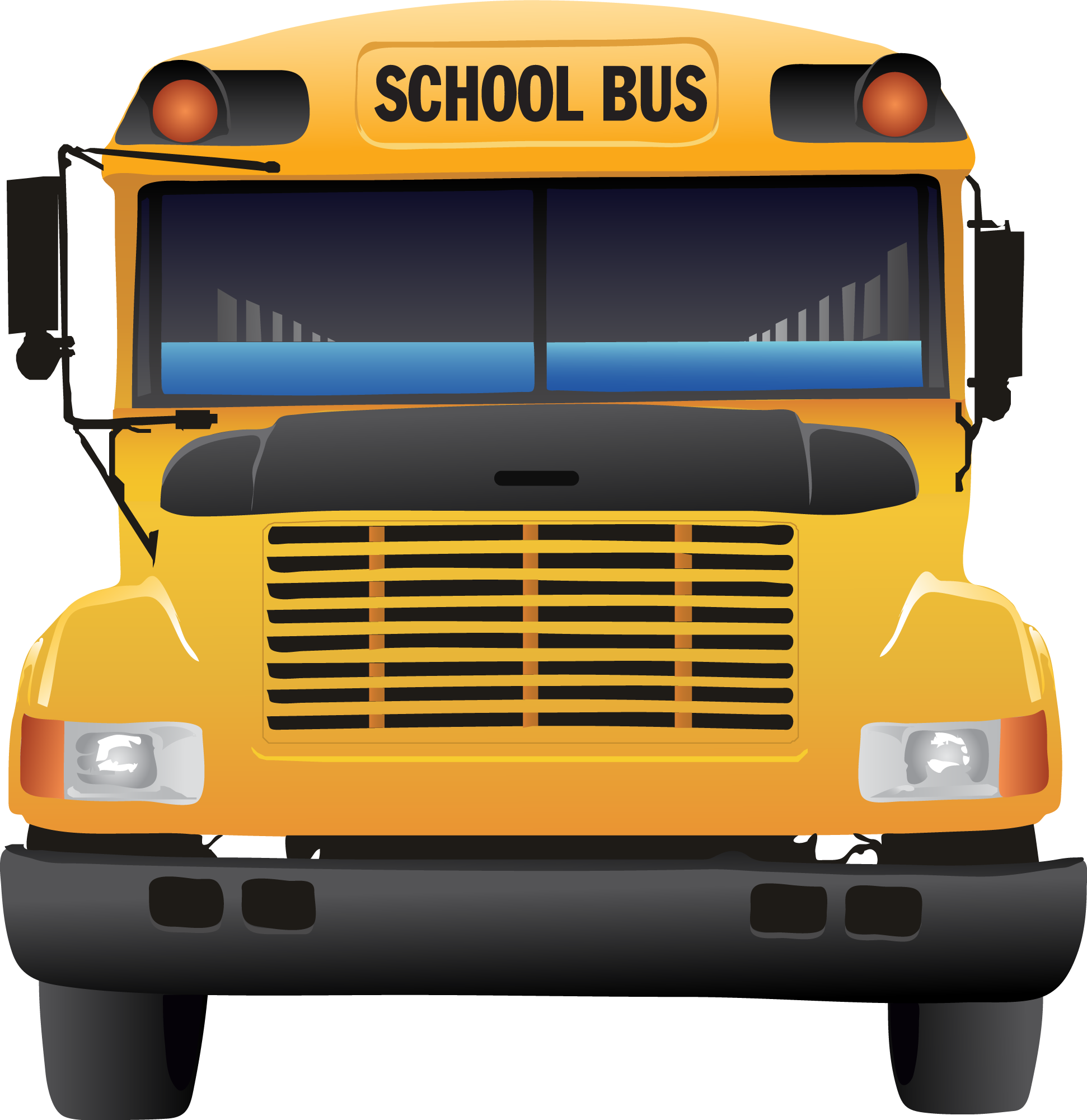 School Bus Safety Clipart - Clipart Kid