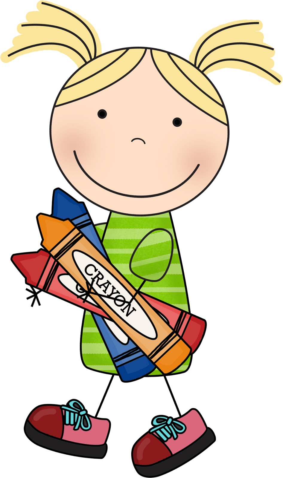 Cute School Clipart - Clipart Kid