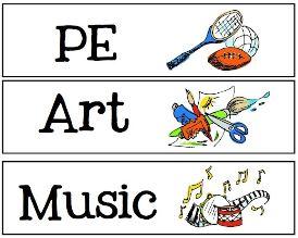 East hartford public schools specials calendar