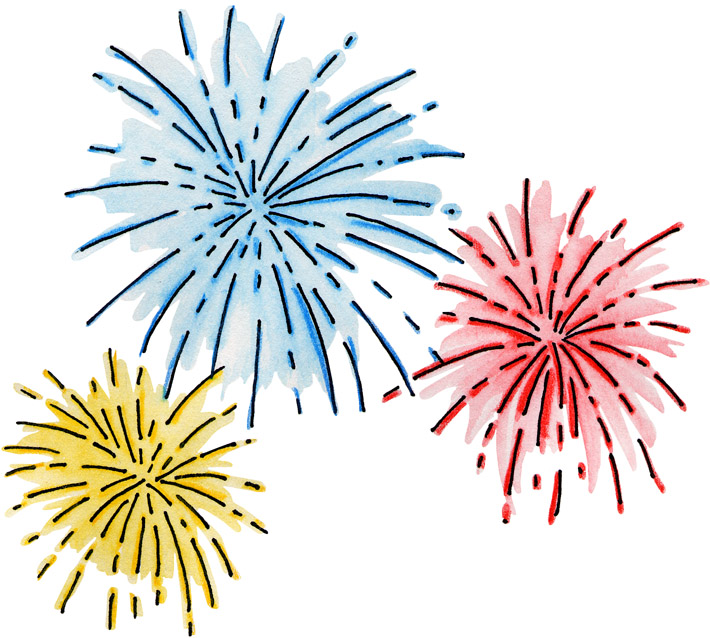 New Years Animated Clip Art 2014