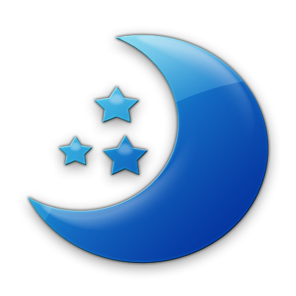 Blue Moon Clipart - Clipart Suggest