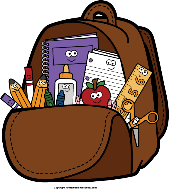 Fun And Free School Related Clipart