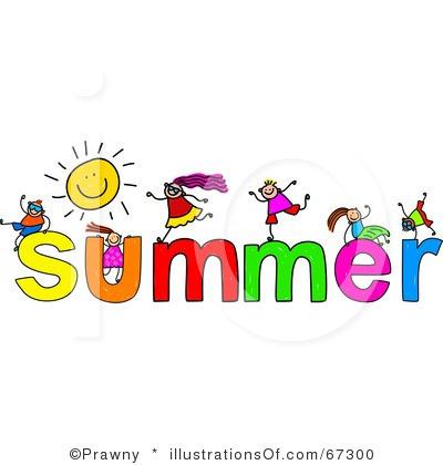 Summer Activities Clipart - Clipart Kid