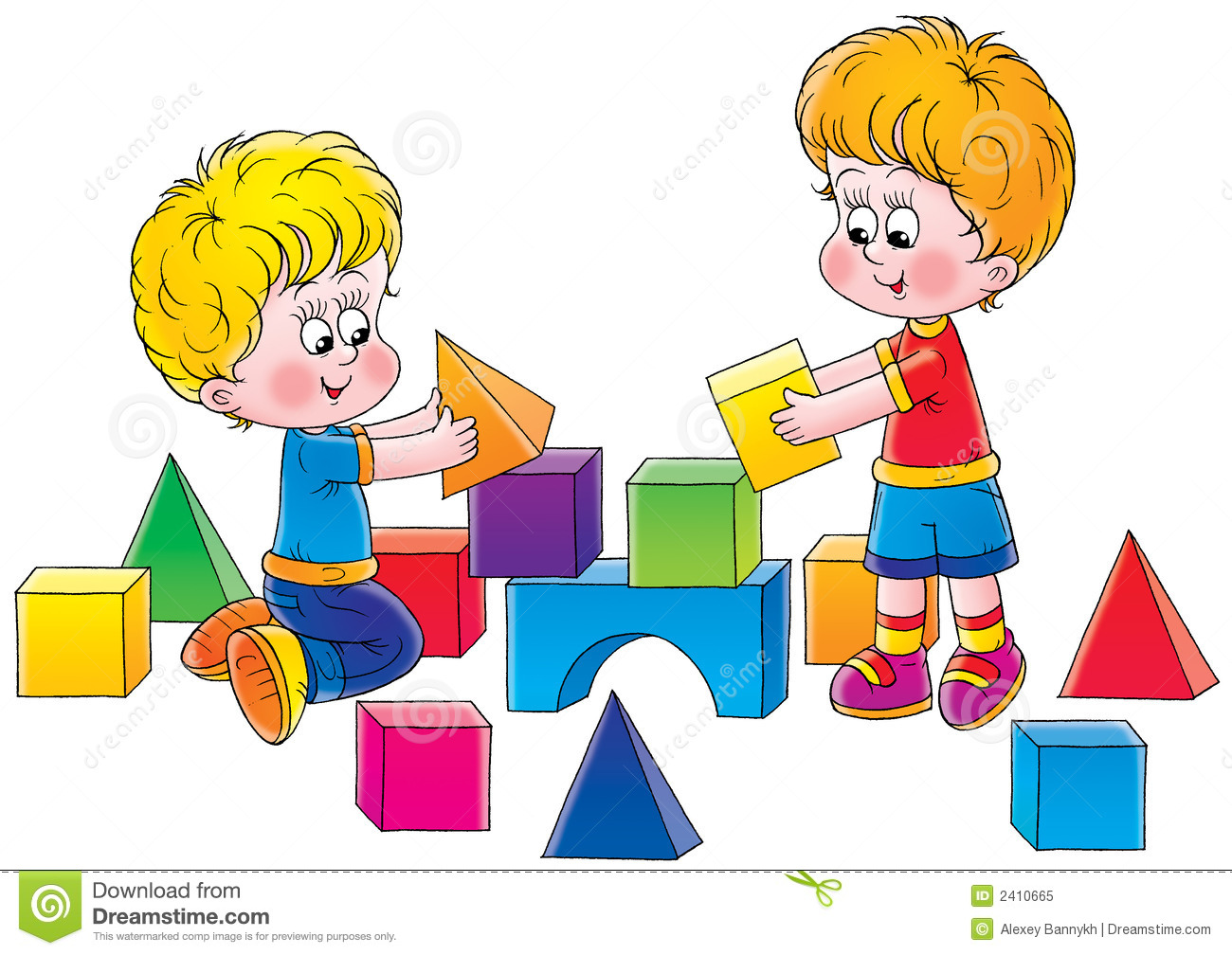 Clip Art Preschool Toddler