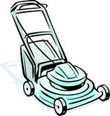 Lawn Mower Stock Illustrations  426 Lawn Mower Clip Art Images And