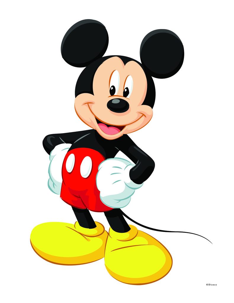 Mickey Clubhouse Clipart - Clipart Suggest