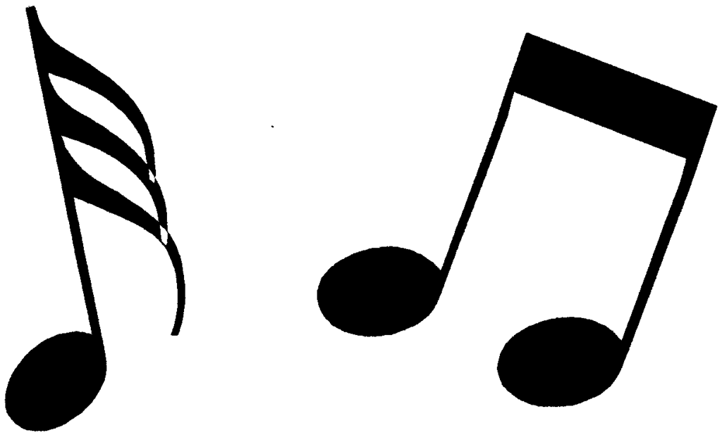 Music Note Clip Art Music Note Clipart 3 Png