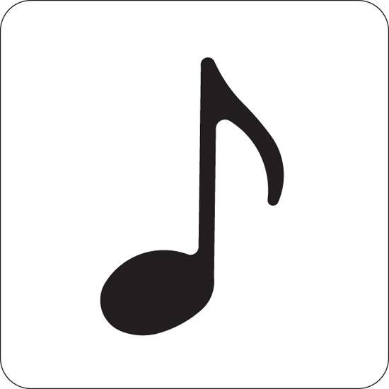 Music Note   Free Images At Clker Com   Vector Clip Art Online