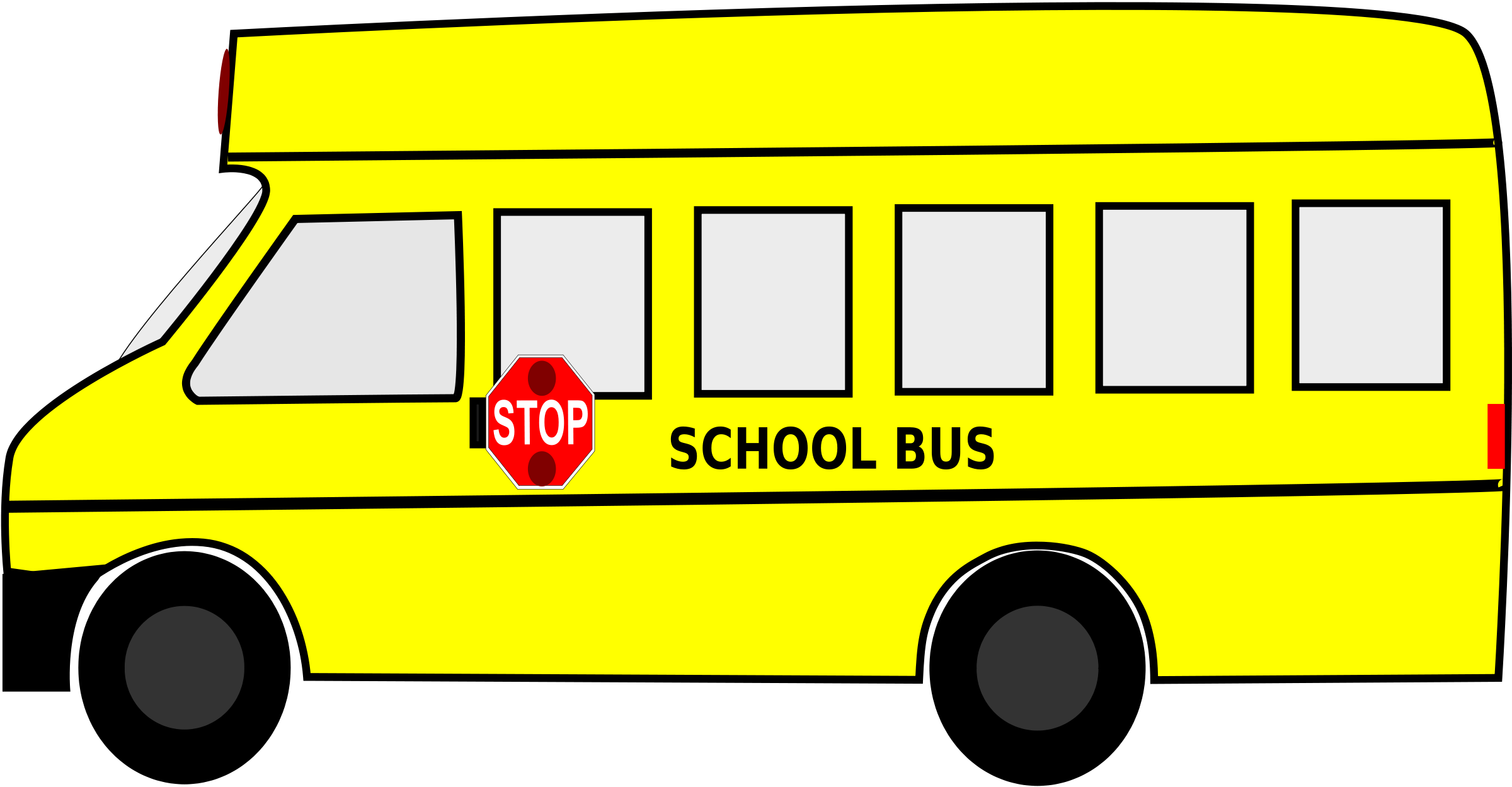 Of School Bus Clipart Bus 20clip 20art Schoolfreeware School Bus Png