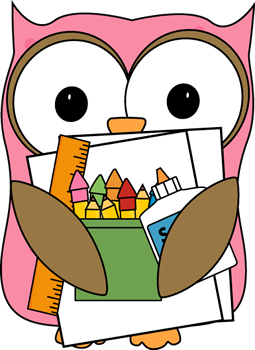 Cute School Supply Clipart - Clipart Kid