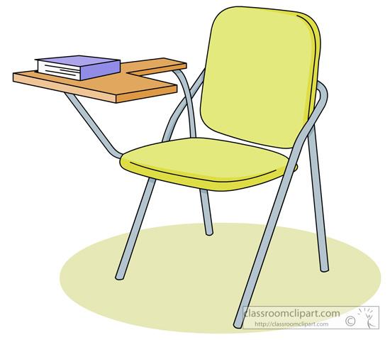 Student Desk Clipart - Clipart Suggest