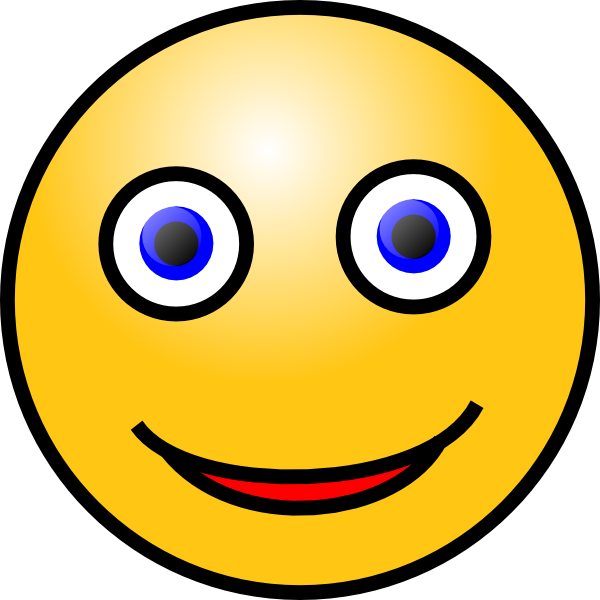 Silly Smiley Face Clip Art   Clipart Best
