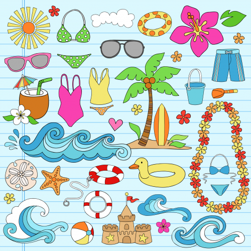 Summer Fun Clipart