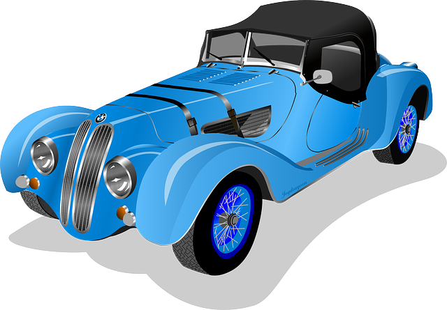 Vintage Car Clip Art   Images   Free For Commercial Use