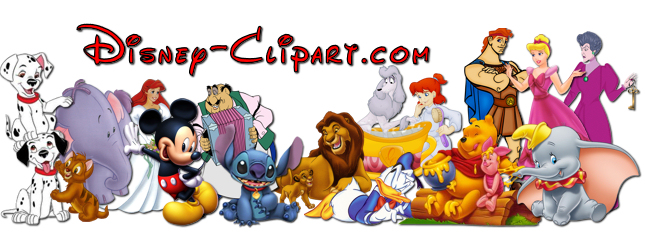 Walt Disney Clipart - Clipart Kid
