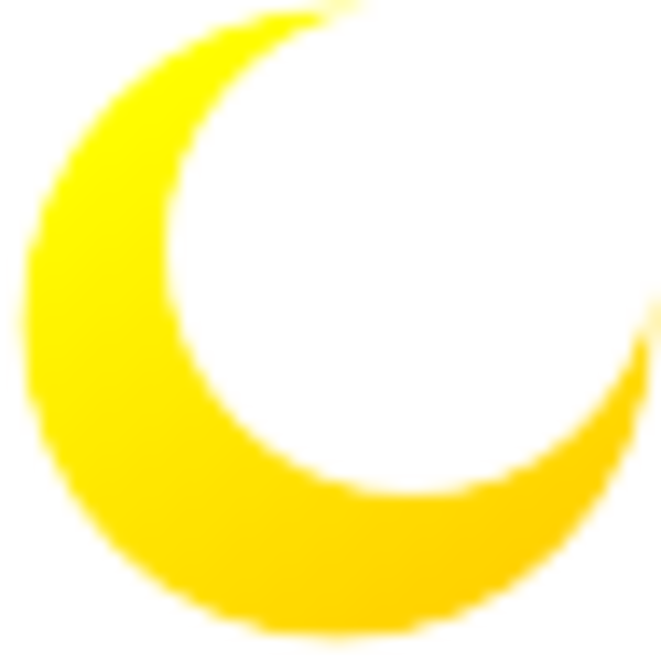Yellow Full Moon Clipart   Clipart Panda   Free Clipart Images