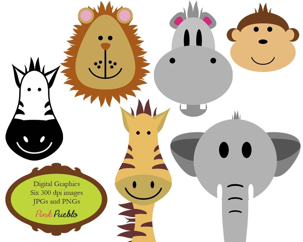 Clip Art Zoo Animal Clip Art free zoo clipart kid animals zoo