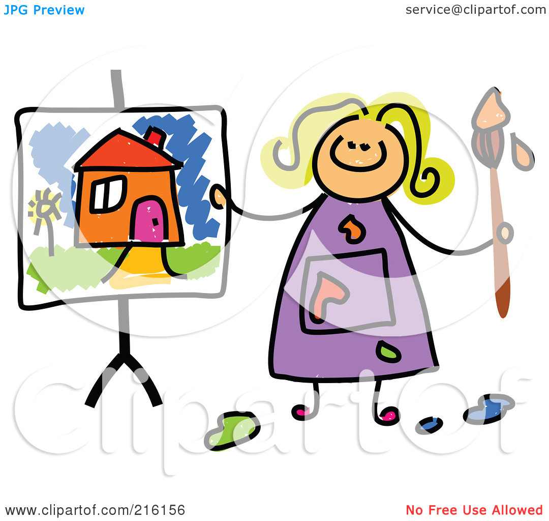 Framed Painting Clipart   Clipart Panda   Free Clipart Images