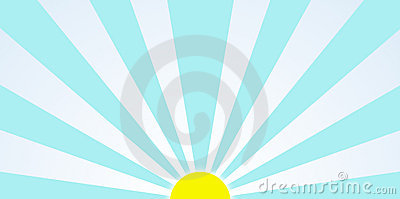 Morning Sun Graphic During Sunrise Clip Art Stock Images   Image