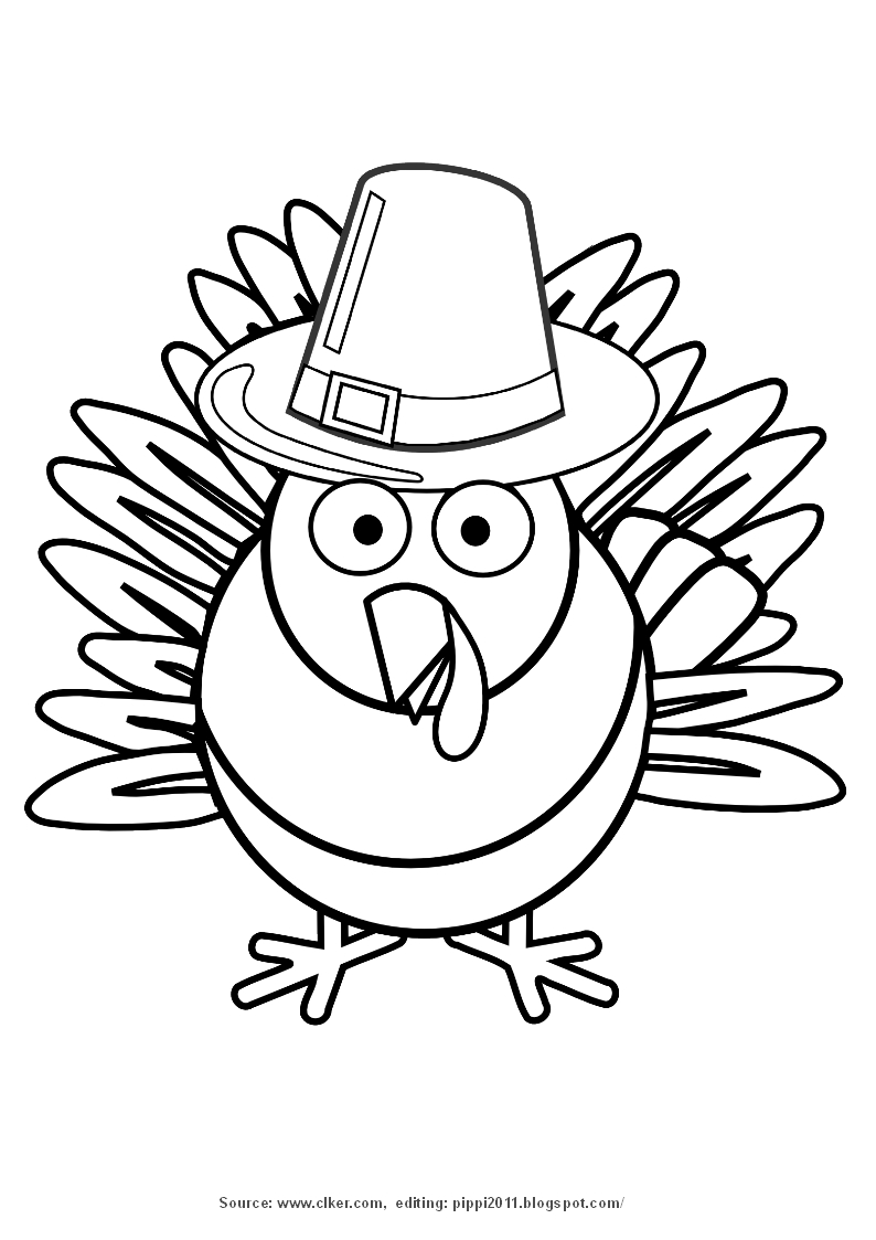 Pippi S Blog  Thanksgiving Turkey