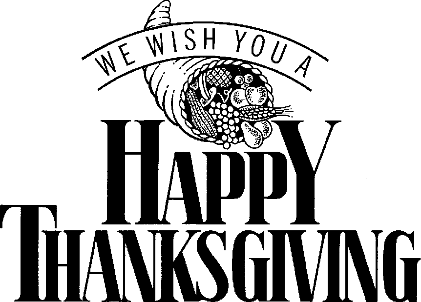 Thanksgiving Clipart Free Black And White Images   Pictures   Becuo