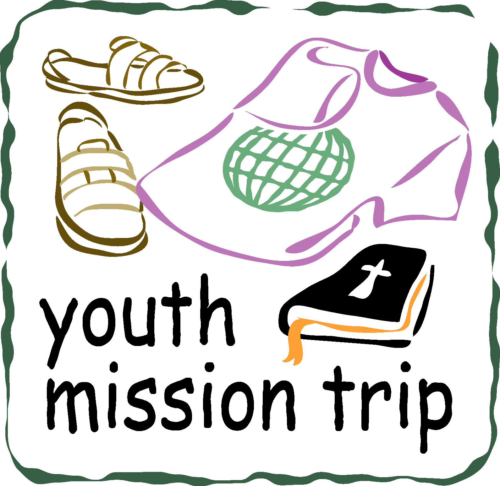 Why We Send Our Youth On Mission Trips Joe Iovino O30ah4 Clipart Suggest