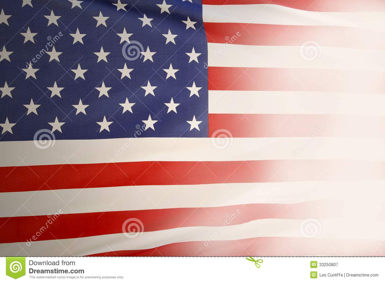 American Flag Royalty Free Stock Photography   Image  33250807