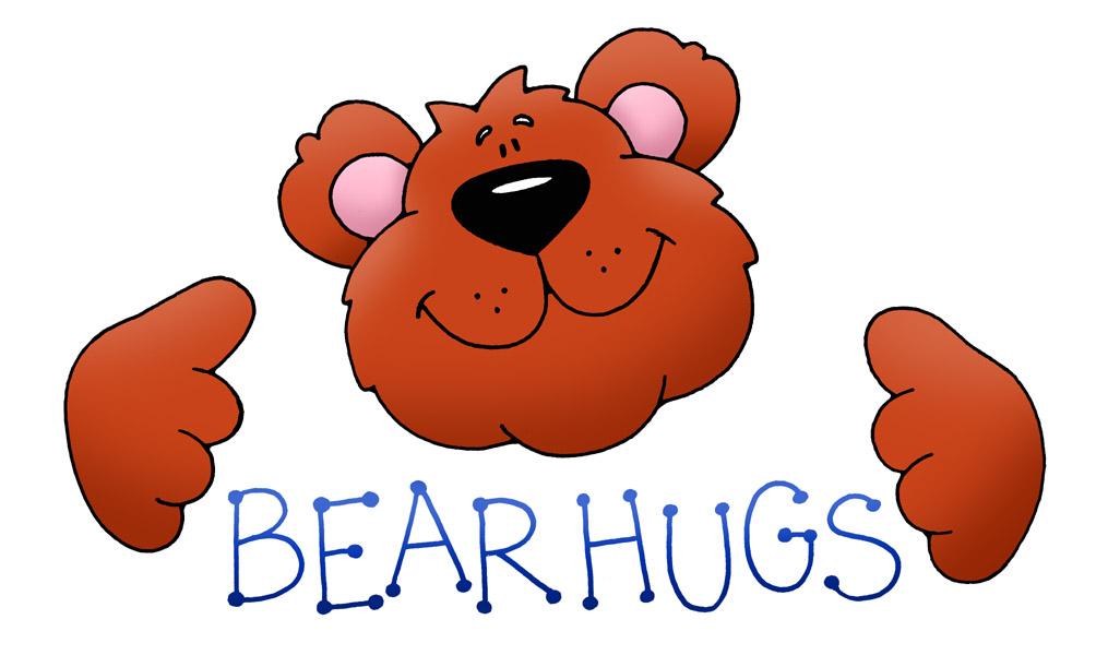 Clip Art Hugs Clipart big hug clipart kid bear give them a