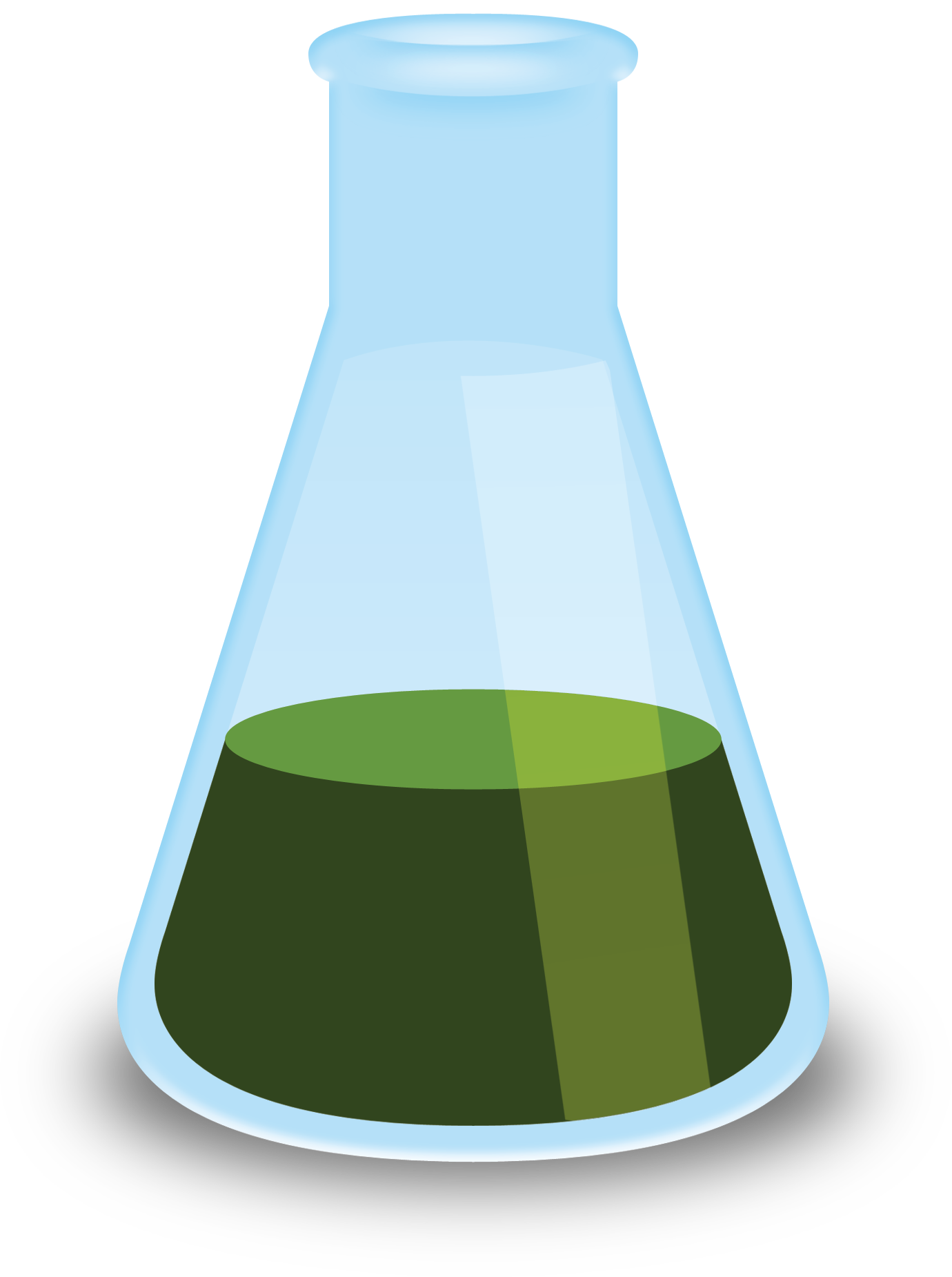Cartoon Science Beaker   Clipart Best