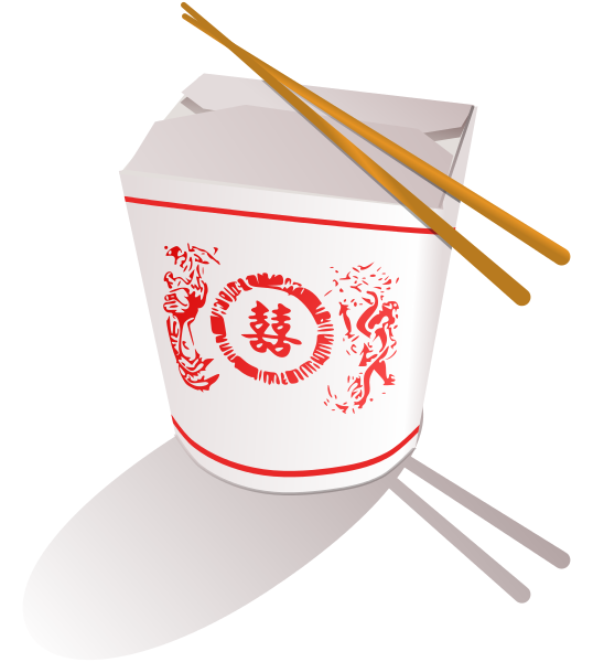 Chinese Takeout    Food Oriental Chinese Takeout Png Html