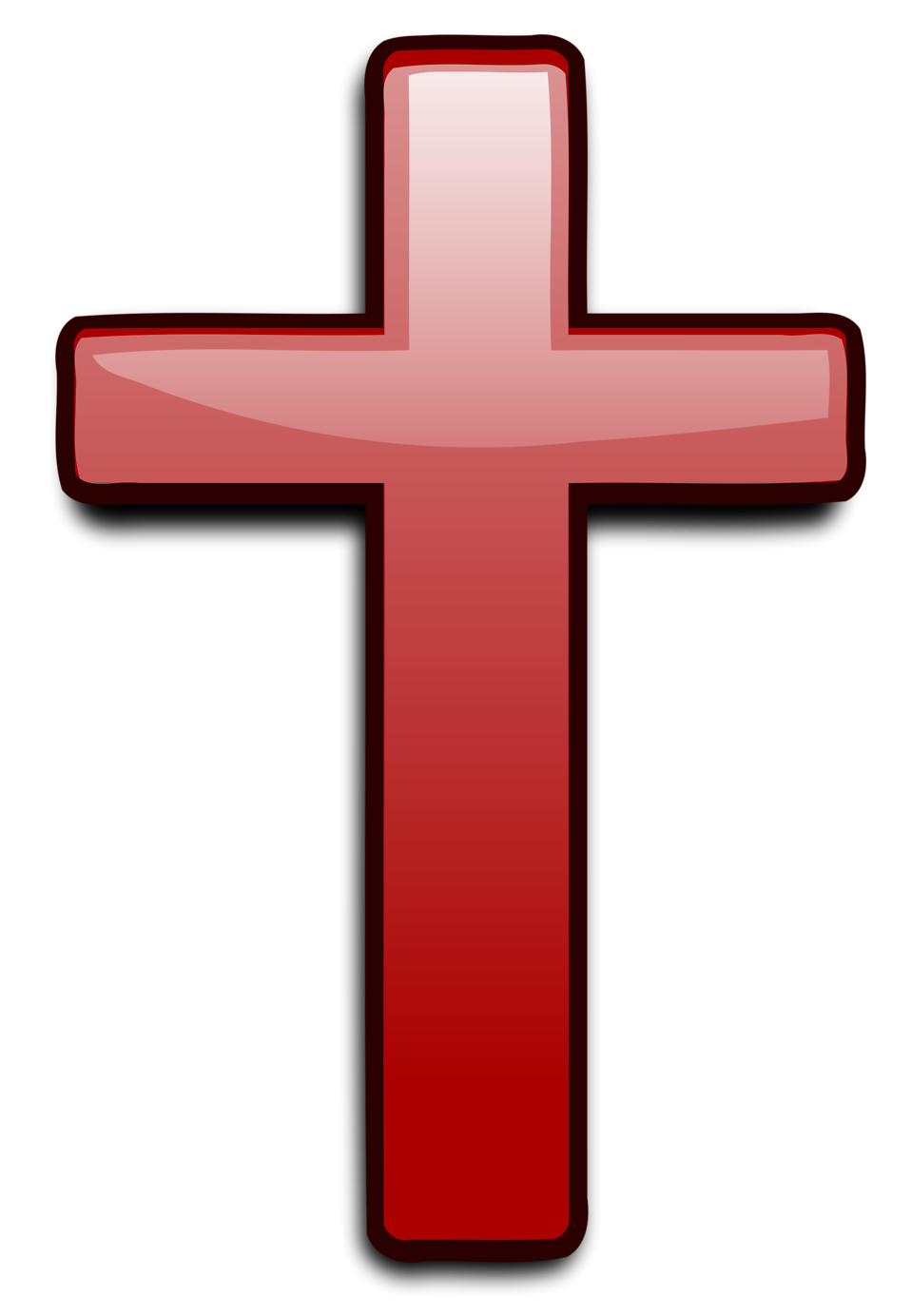 Christian Red Cross Symbol   Clipart Best