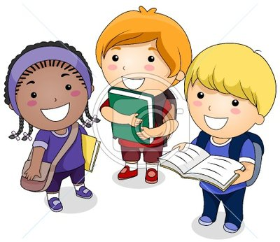 Group Of Students Clipart - Clipart Kid