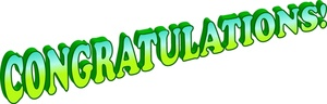 Congratulations Clipart Animated Free   Clipart Panda   Free Clipart