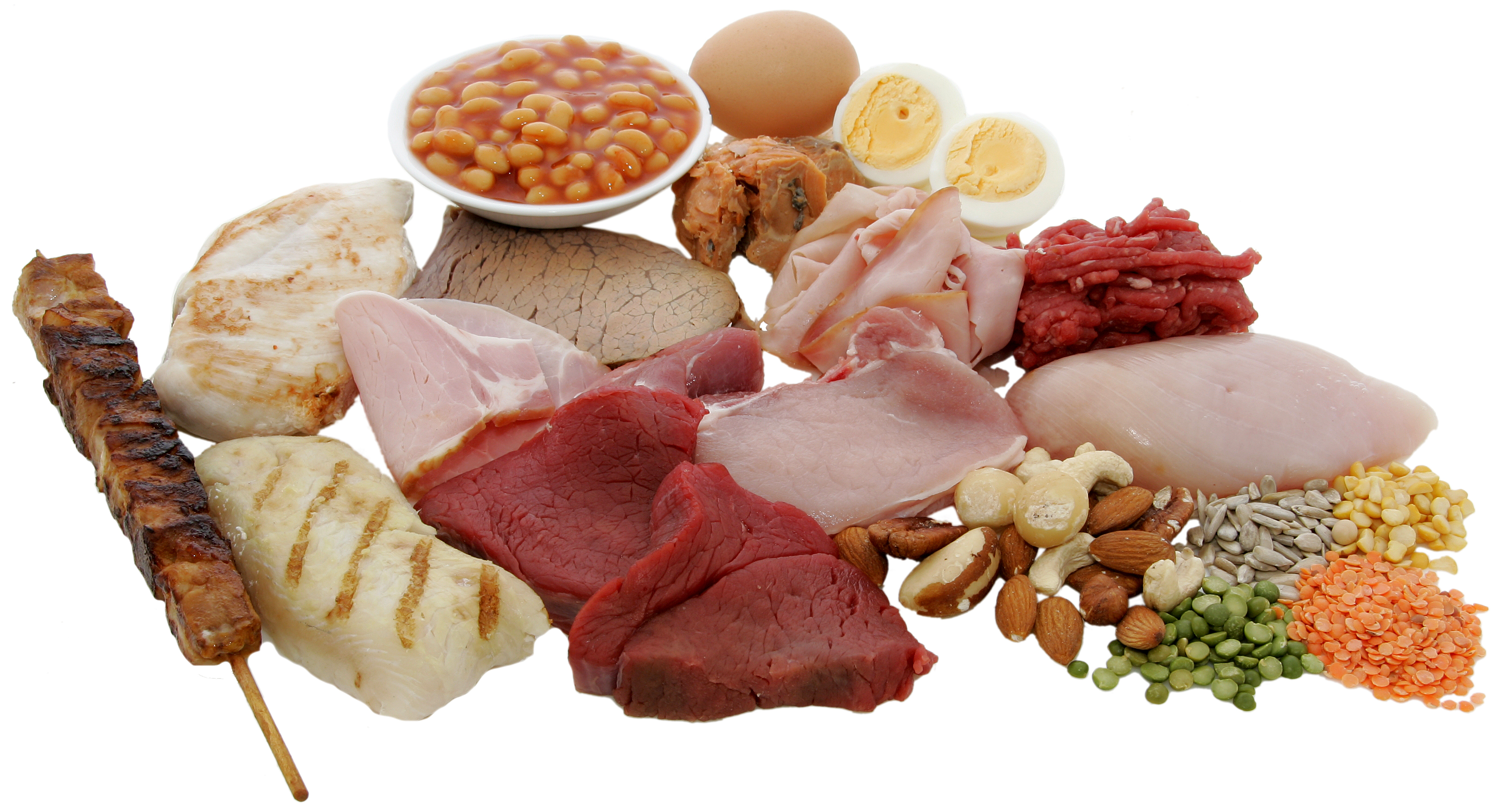 Meat And Beans Clipart - Clipart Suggest