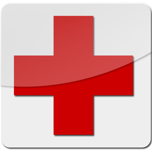 Glossy Red Cross Symbol Clipart Image   Ipharmd Net