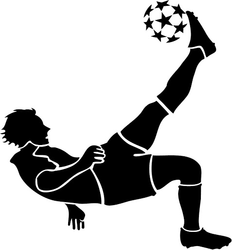 Soccer Player Vector   Http   Www Vectorportal Com Subcategory 168