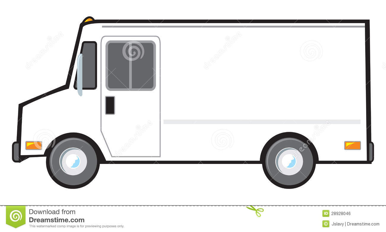 Ups Delivery Truck Clipart   Clipart Panda   Free Clipart Images