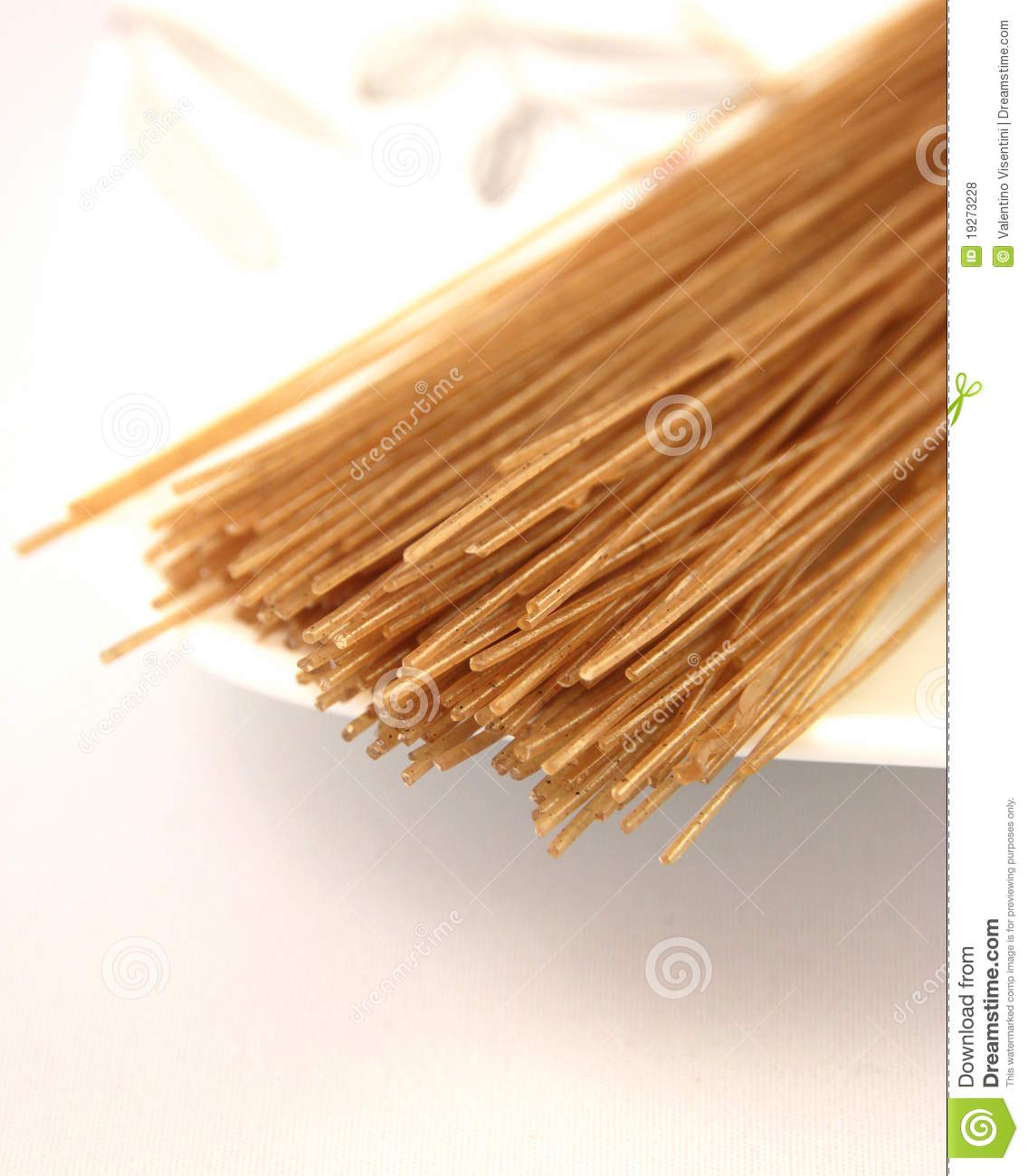 Whole Wheat Oriental Noodles Royalty Free Stock Photos   Image