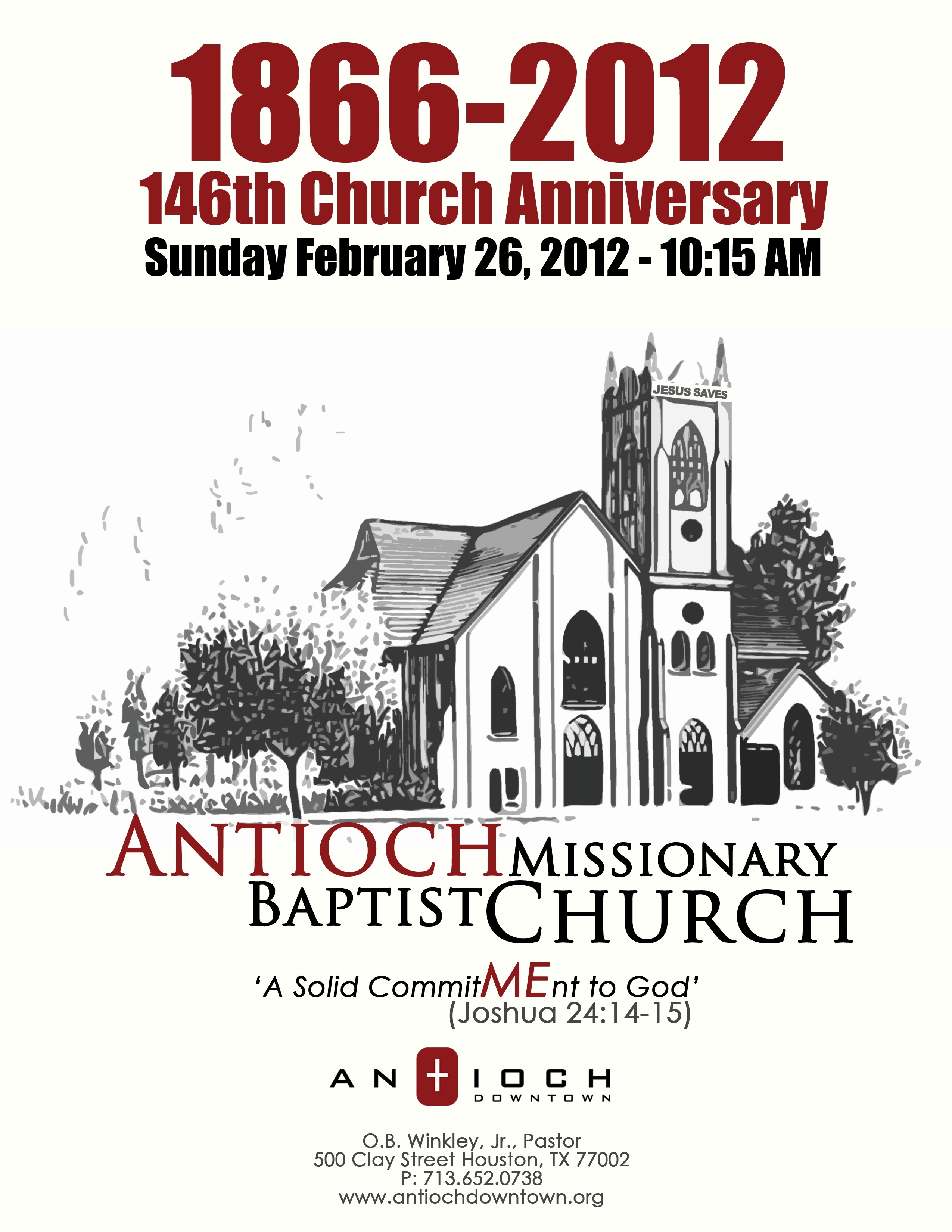 146th Church Anniversary Celebration