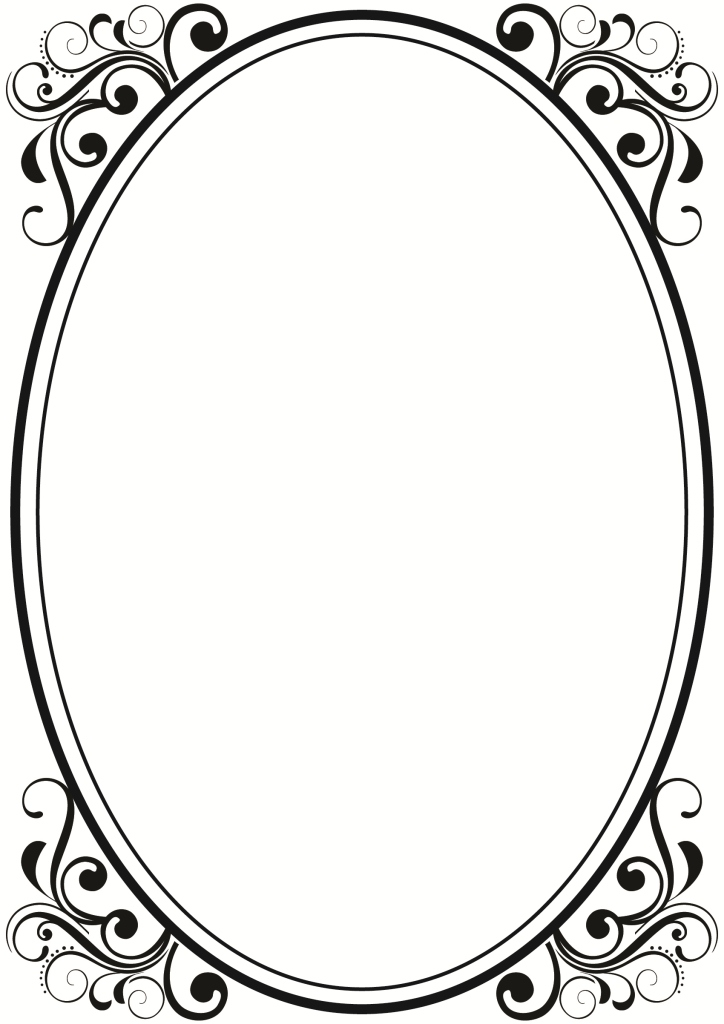 18 Filigree Borders Free Cliparts That You Can Download To You