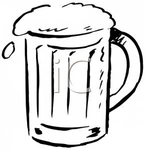 Alcohol Clipart Black And White Alcohol Black White Clipart   Free