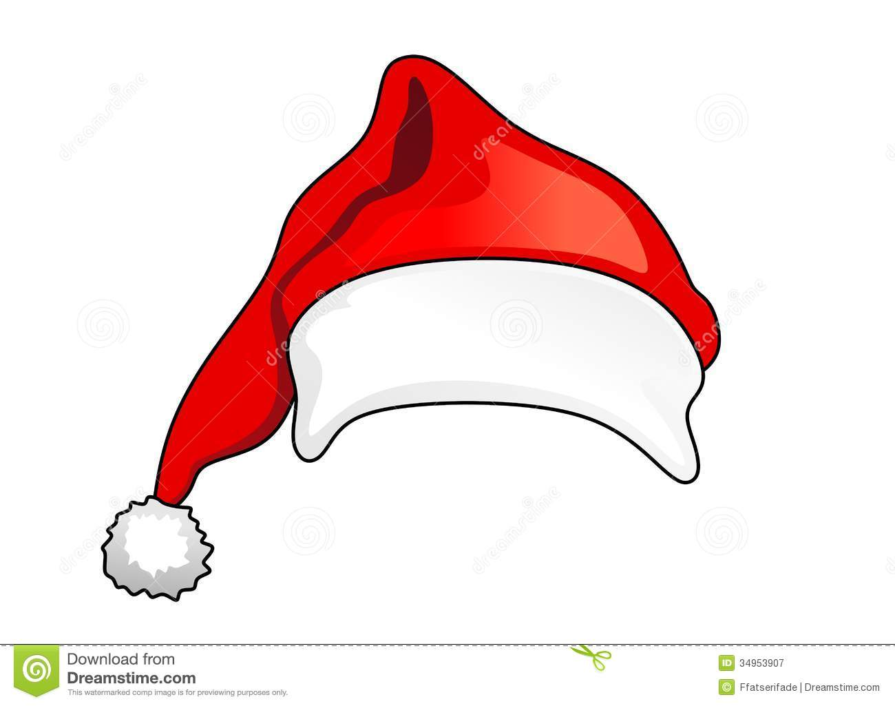 Clipart Christmas Hat