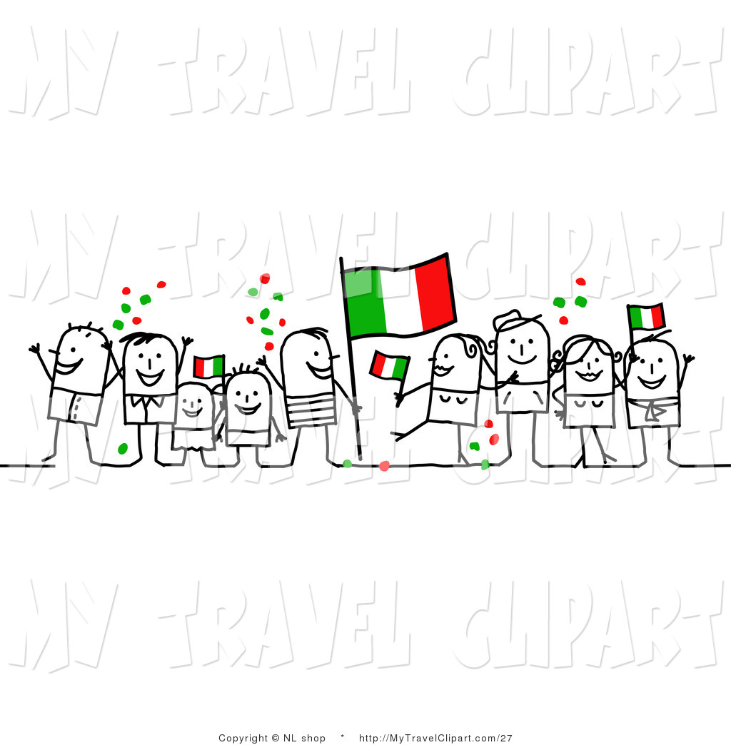 Italy Culture Clipart - Clipart Kid