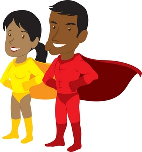super hero red cape mdpng. superhero clip art. super hero 3d super ...