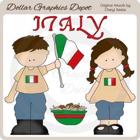 Clip Art Italian Clipart italy culture clipart kid italian kids clip art 1 00 dollar graphics depot quality